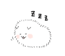 Long-haired cats sticker #368204