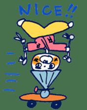 Satoshi's happy characters vol.07 sticker #368668