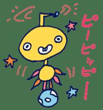 Satoshi's happy characters vol.07 sticker #368674