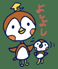 Satoshi's happy characters vol.07 sticker #368676