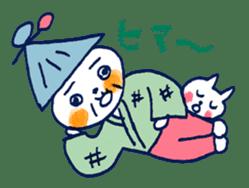 Satoshi's happy characters vol.07 sticker #368680