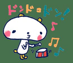 Satoshi's happy characters vol.07 sticker #368681