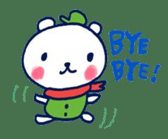 Satoshi's happy characters vol.07 sticker #368686