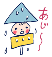 Satoshi's happy characters vol.07 sticker #368688