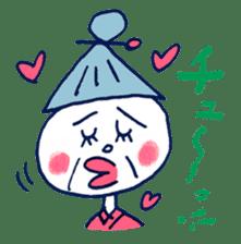 Satoshi's happy characters vol.07 sticker #368689