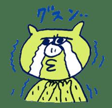Satoshi's happy characters vol.07 sticker #368691