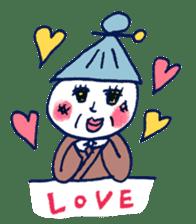 Satoshi's happy characters vol.07 sticker #368692