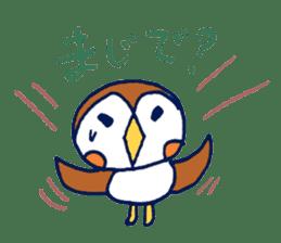 Satoshi's happy characters vol.07 sticker #368702