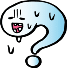 Question? & Exclamation!mark sticker #370338