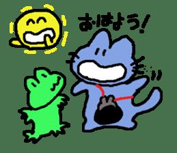 mimisuke-tencho2 sticker #370905