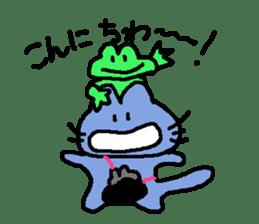 mimisuke-tencho2 sticker #370918