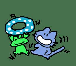 mimisuke-tencho2 sticker #370934