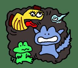 mimisuke-tencho2 sticker #370936