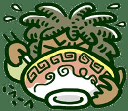 RastaMan sticker #371242