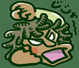 RastaMan sticker #371262