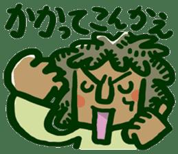 RastaMan sticker #371264