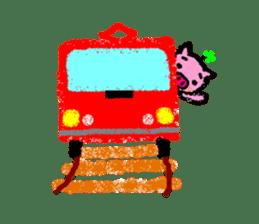 The life of [Kobutasan] sticker #371615