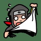 Ninjya-kun sticker #371708