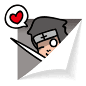 Ninjya-kun sticker #371741
