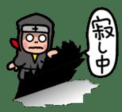 Ninjya-kun sticker #371742