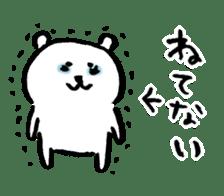 joke bear sticker #371766