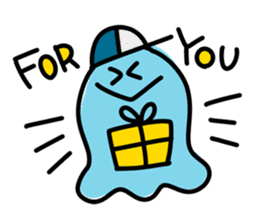Colorful Slime ! sticker #371800