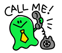 Colorful Slime ! sticker #371804