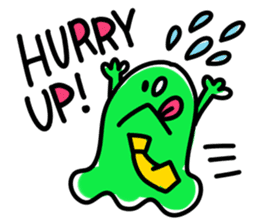 Colorful Slime ! sticker #371812