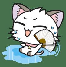 Hoshi & Luna Diary 3 sticker #371854
