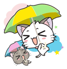 Hoshi & Luna Diary 3 sticker #371862