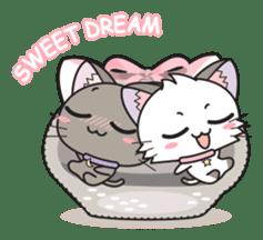Hoshi & Luna Diary 3 sticker #371864