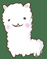 Alpaca and Mr. Sugiyama sticker #371865