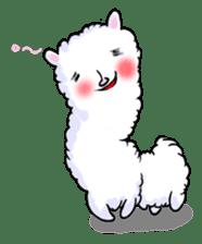 Alpaca and Mr. Sugiyama sticker #371868
