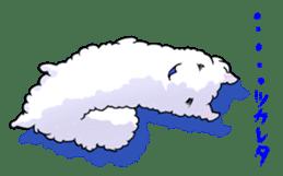 Alpaca and Mr. Sugiyama sticker #371869