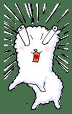 Alpaca and Mr. Sugiyama sticker #371872