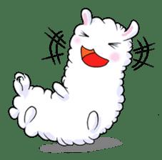 Alpaca and Mr. Sugiyama sticker #371893