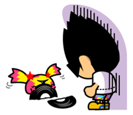 DJ AkirA sticker #372208