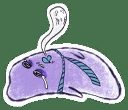 Hello, Moka sticker #372282