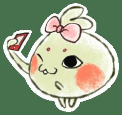 Hello, Moka sticker #372304