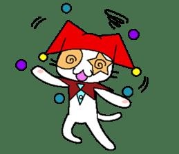 circuscat sticker #372347