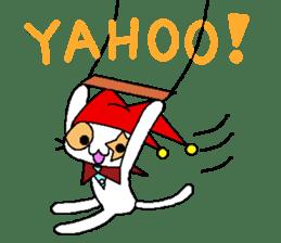 circuscat sticker #372350