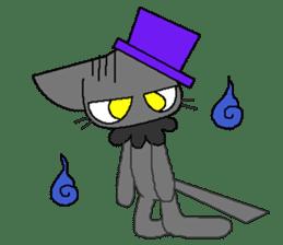 circuscat sticker #372381