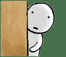 hakubokusan sticker #372564