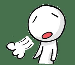 hakubokusan sticker #372567