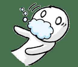 hakubokusan sticker #372571