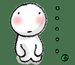 hakubokusan sticker #372572