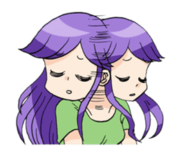 This week's KANADE-SAN sticker #372678