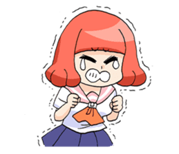 This week's KANADE-SAN sticker #372693