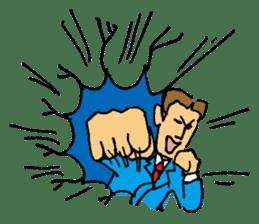 40 methods for stopping the talk. sticker #372947
