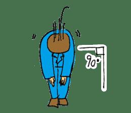 40 methods for stopping the talk. sticker #372951